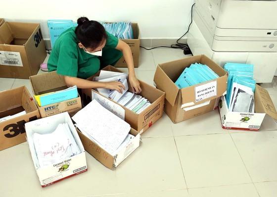 HCMC: Rushing establishment of field hospitals ảnh 8