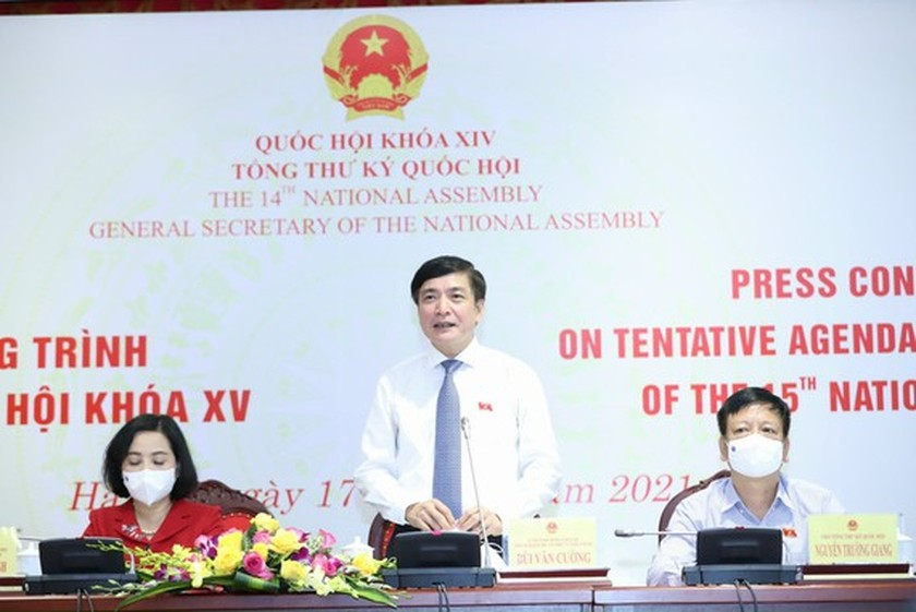 First session of 15th National Assembly to be shortened ảnh 1