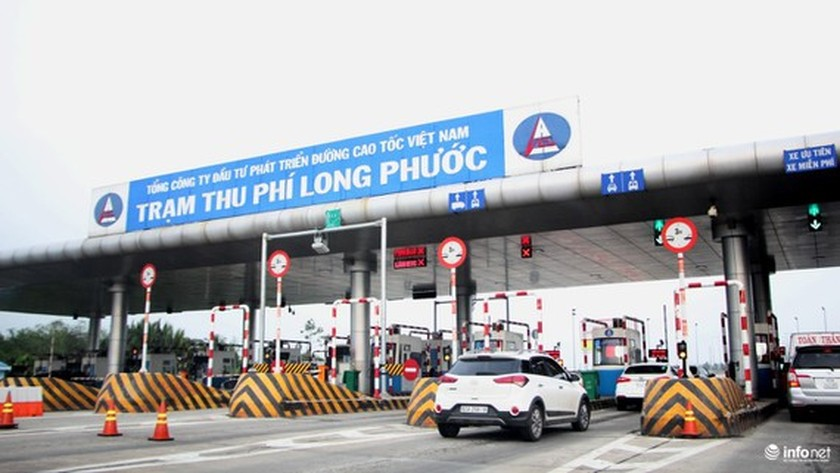 BOT toll stations in social-distancing localities asked to stop operation ảnh 1