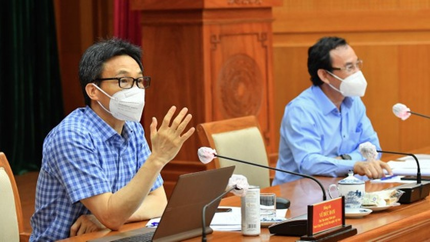 HCMC to prepare tighter Covid-19 measures amid rise in confirmed cases ảnh 5