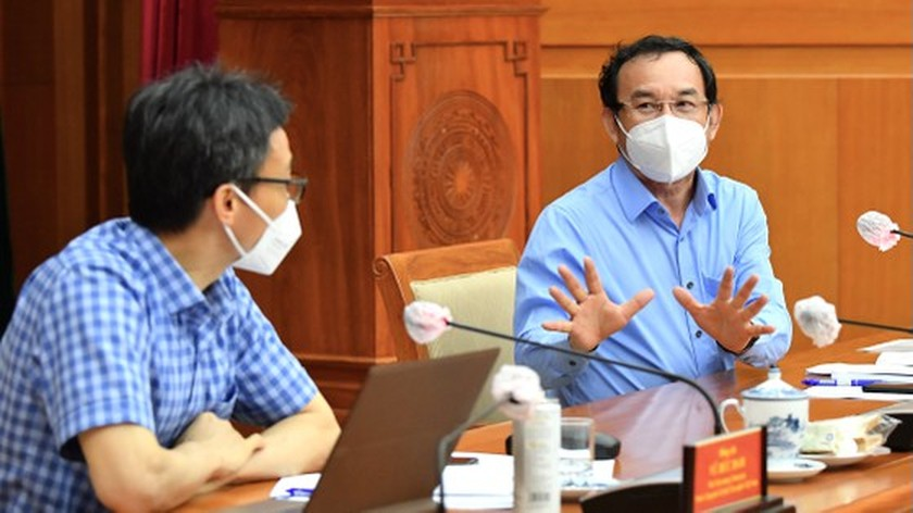 HCMC to prepare tighter Covid-19 measures amid rise in confirmed cases ảnh 6