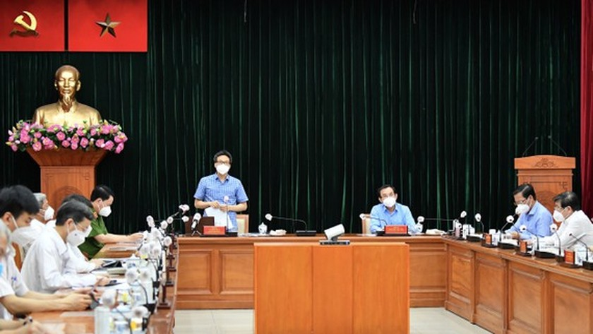 HCMC to prepare tighter Covid-19 measures amid rise in confirmed cases ảnh 1