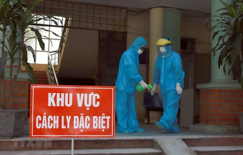 Hanoi quarantines all people coming from localities affected by Covid-19 ảnh 1