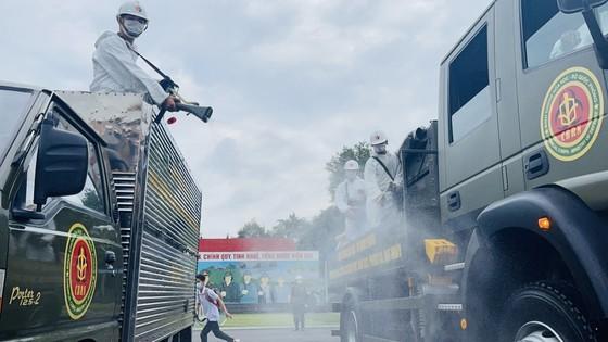 HCMC launches 7-day citywide sanitization ảnh 3
