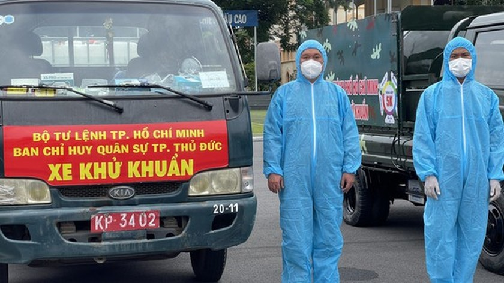 HCMC launches 7-day citywide sanitization ảnh 5