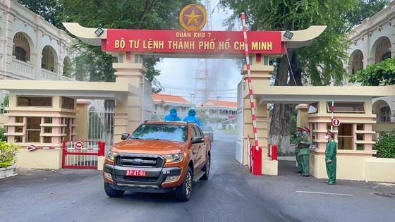 HCMC launches 7-day citywide sanitization ảnh 13
