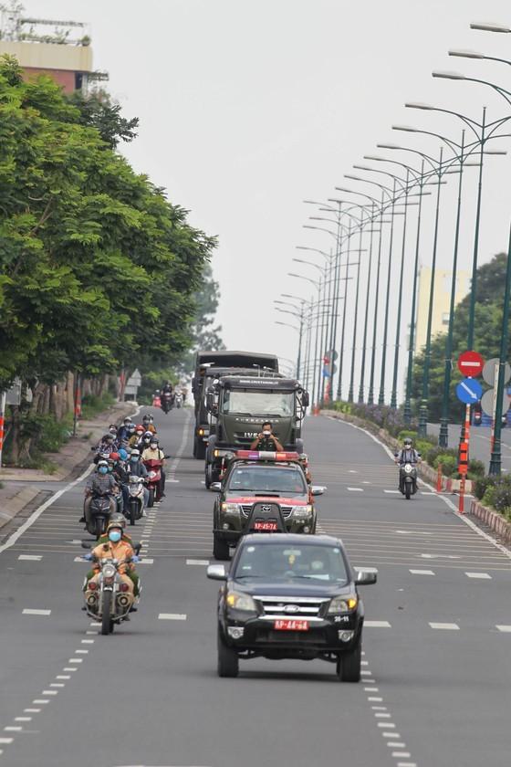 HCMC launches 7-day citywide sanitization ảnh 18
