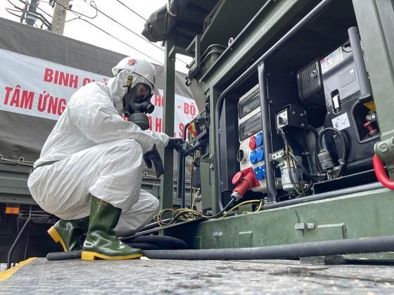 HCMC launches 7-day citywide sanitization ảnh 27