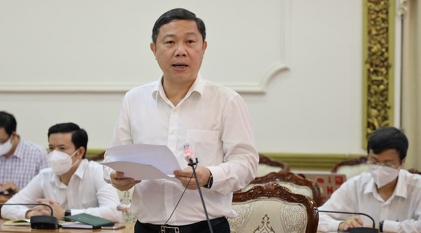 HCMC reviews its implementation of 15-day citywide social distancing order ảnh 4
