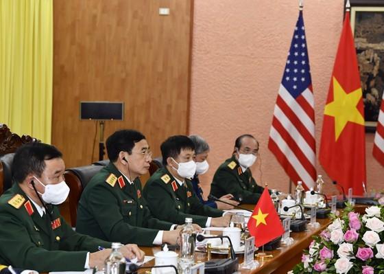 US Secretary of Defense pays official visit to Vietnam ảnh 5