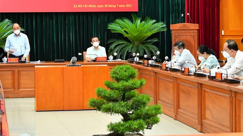 HCMC may extend social distancing by another two weeks after August 1 ảnh 2