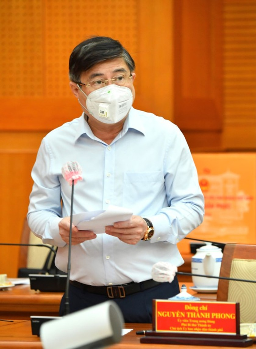 HCMC may extend social distancing by another two weeks after August 1 ảnh 3