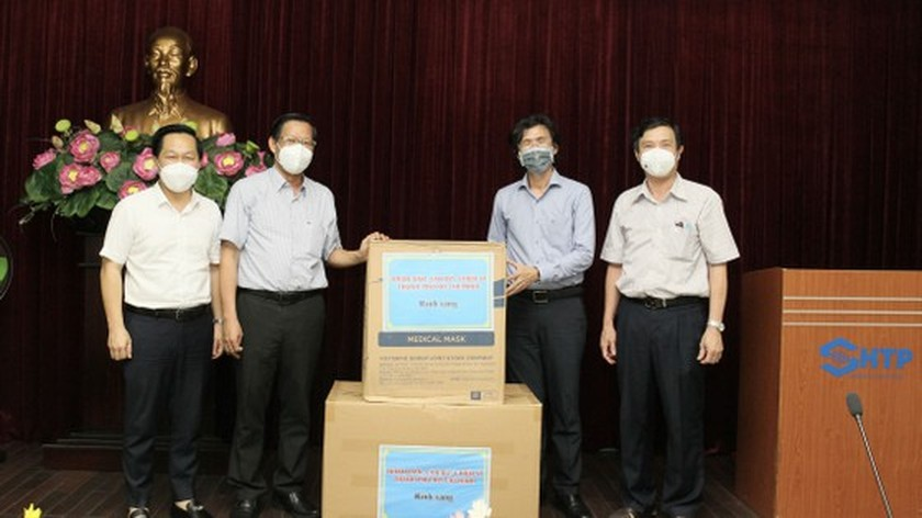 Thu Duc City has to maintain safe work environment in high-tech Park ảnh 6