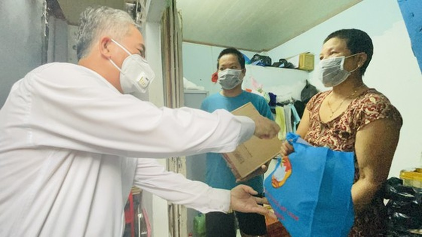 HCMC focuses on caring for needy people during Covid-19 pandemic ảnh 2
