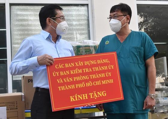 HCMC greatly appreciates frontline workers' dedication ảnh 6