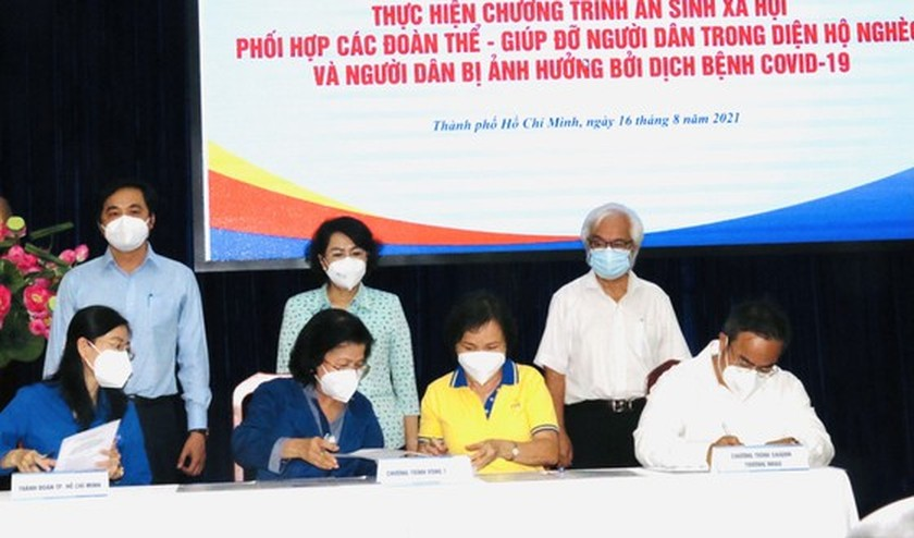 One million meals to be provided to needy people amid social distancing ảnh 1