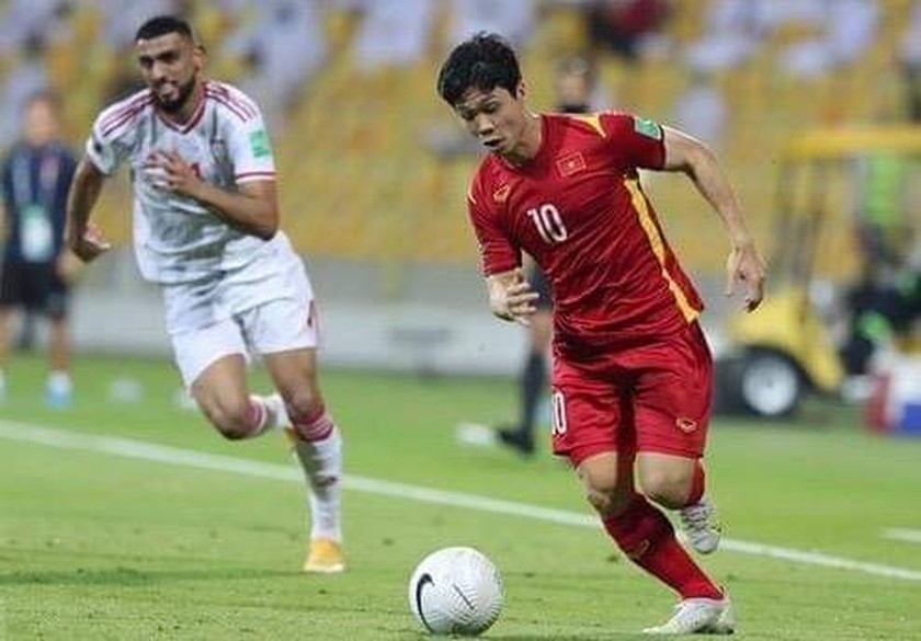Vietnam to play first match of World Cup qualifiers' third round at midnight ảnh 1
