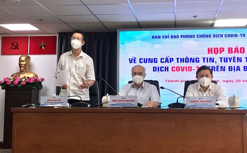 HCMC to add stricter social distancing measures in response to growing outbreak ảnh 1