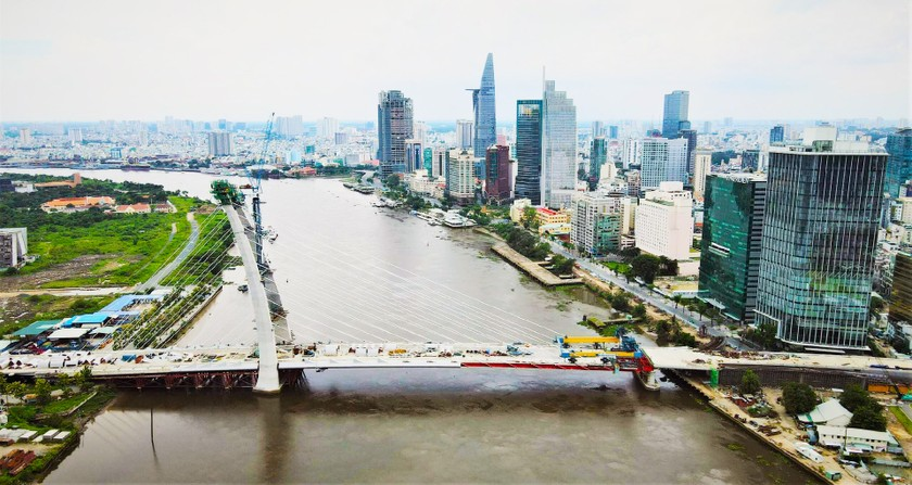 HCMC's major projects under rush construction amid complicated Covid-19 ảnh 11