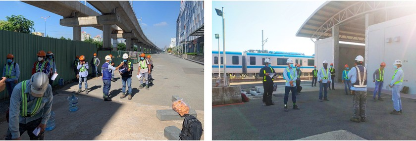 HCMC's major projects under rush construction amid complicated Covid-19 ảnh 3