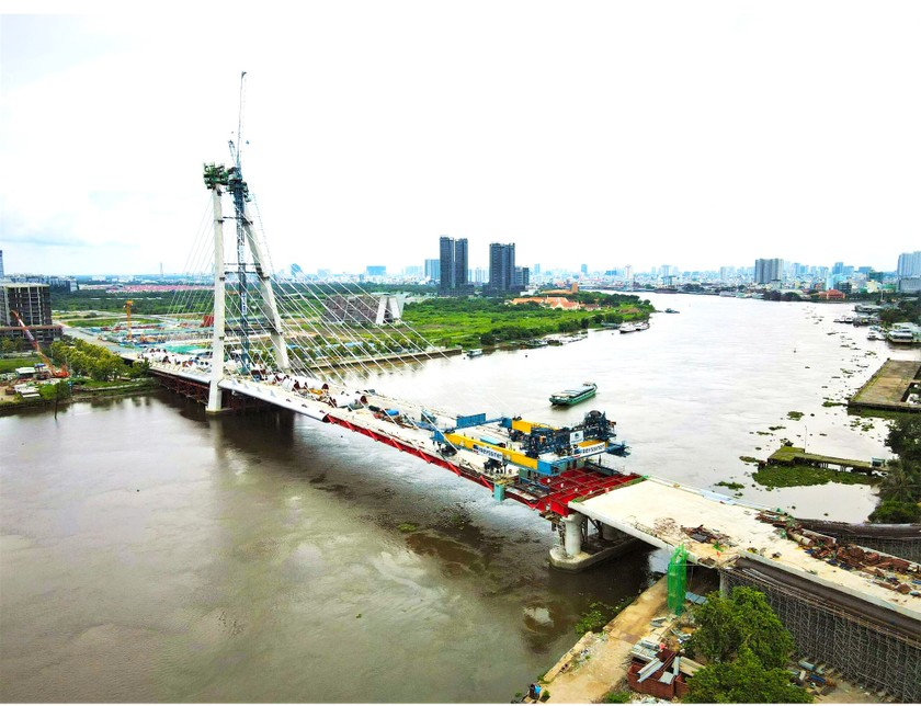 HCMC's major projects under rush construction amid complicated Covid-19 ảnh 10