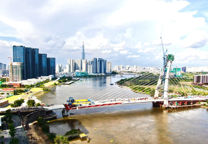 HCMC's major projects under rush construction amid complicated Covid-19 ảnh 8