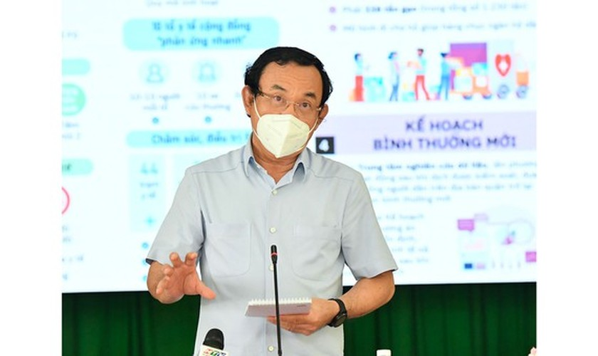 HCMC needs to gradually reopen amid Covid-19 pandemic with strict management ảnh 1