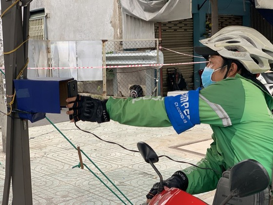 HCMC police install 100 cameras to monitor inner-city transport, travelers ảnh 7