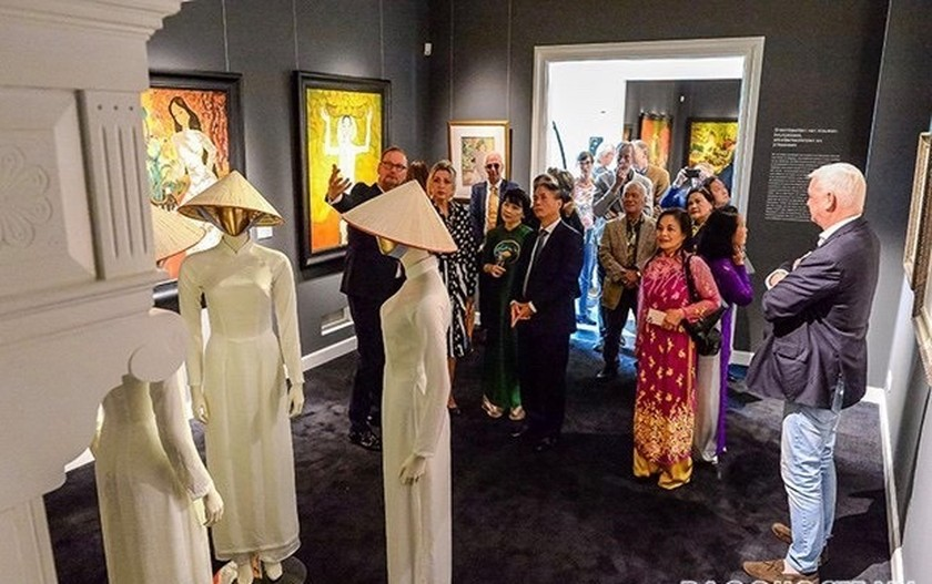"""""""Vietnam: The Dreamed Paradise"""" exhibition opens in Netherlands ảnh 1"""