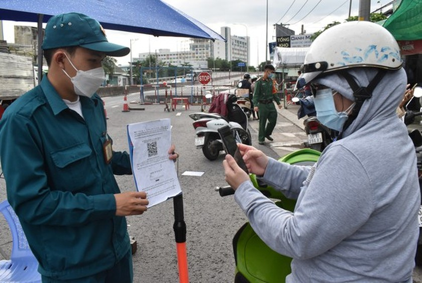 HCMC lifts few restrictions on some takeaway and delivery businesses ảnh 1