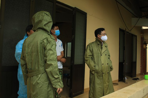 Central region takes preventive measures for Typhon Conson, Covid-19 outbreak ảnh 10