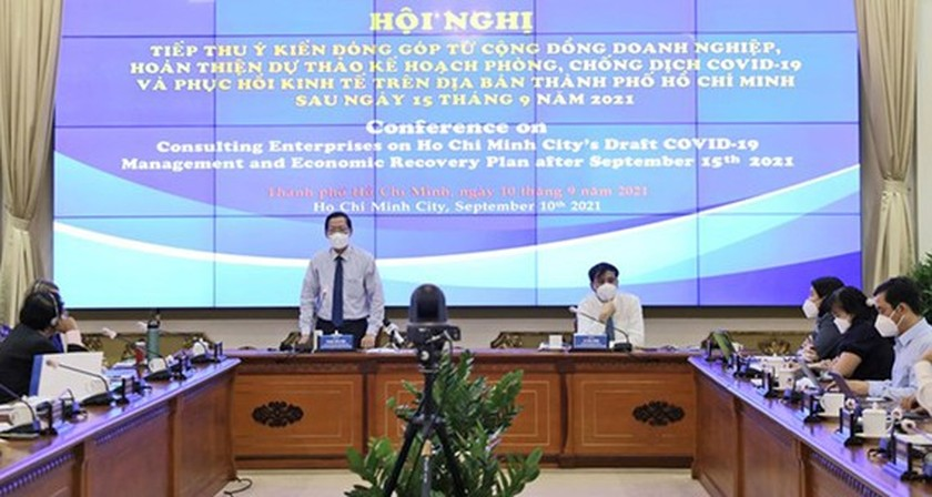HCMC's Covid-19 recovery plan to be implemented in three phases ảnh 1
