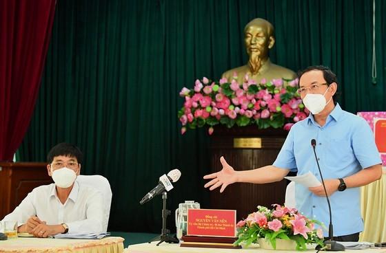 HCMC ensures economic development, pandemic prevention: City Party Chief ảnh 3