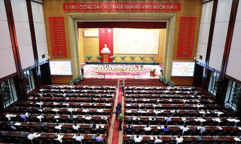 Conference of internal affairs agencies to realise 13th National Party Congress' ảnh 1