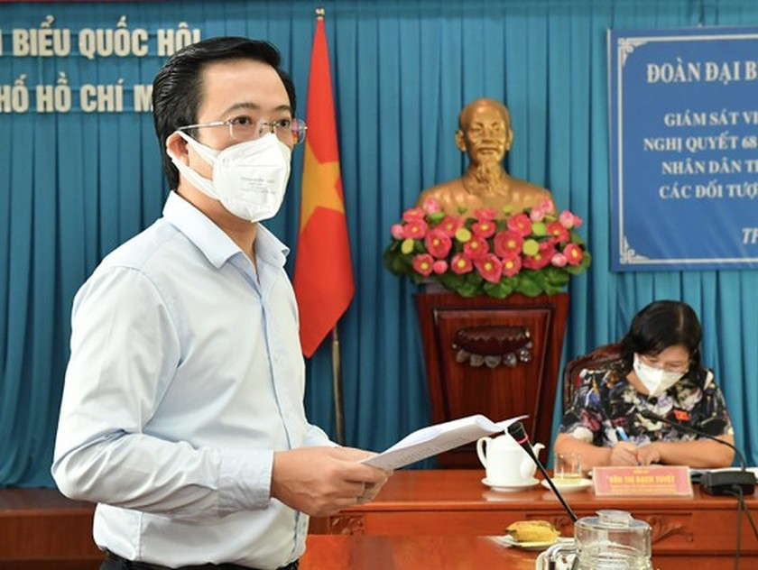 HCMC departments planning for new normal of living with Covid-19 ảnh 3