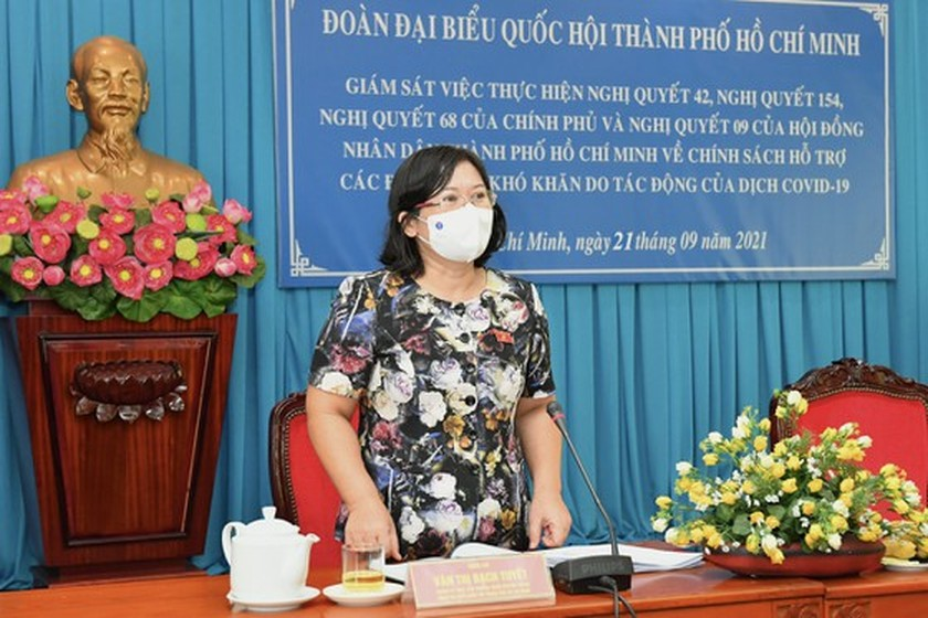 HCMC departments planning for new normal of living with Covid-19 ảnh 4
