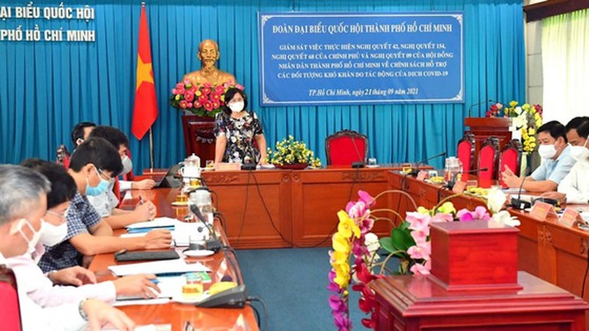 HCMC departments planning for new normal of living with Covid-19 ảnh 1