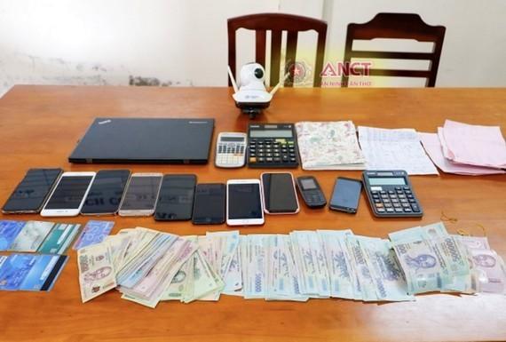Can Tho police bust VND150-billion online gambling ring ảnh 1