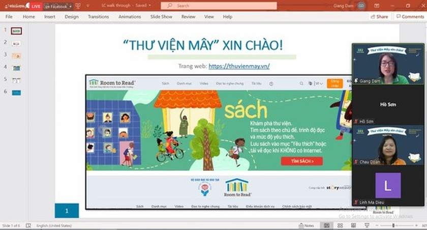 Online library of comic books for primary school children launched ảnh 1