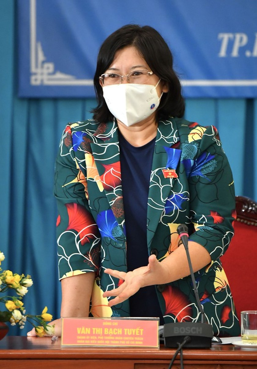 Health strategy needs good preparation for city's reopening ảnh 6