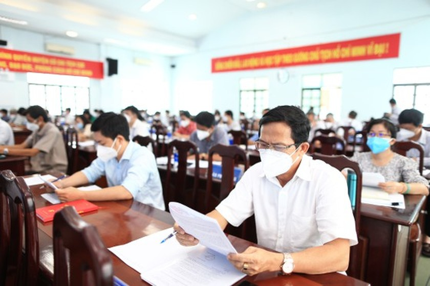 HCMC: Covid-19 pandemic basically under control in Thu Duc City, districts ảnh 7