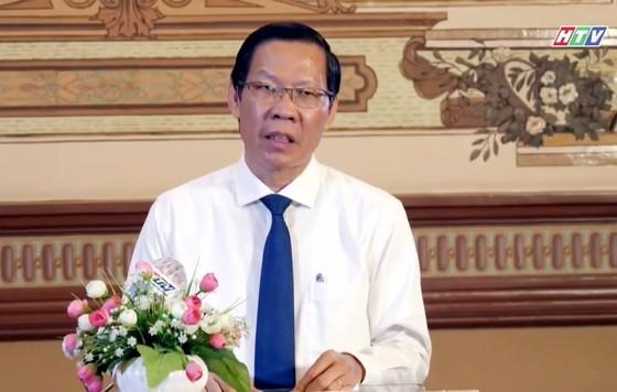 HCMC's art program honors great national unity amid pandemic ảnh 4