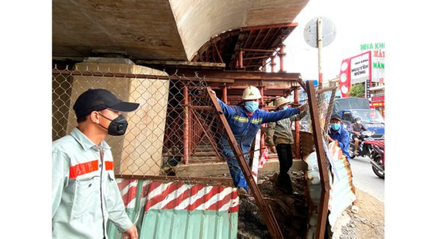 HCMC reimplements key projects after easing lockdown measures ảnh 3