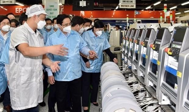 Prime Minister offers congratulations on Vietnam Entrepreneurs' Day ảnh 1