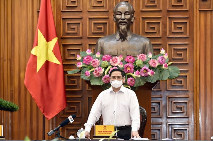 PM suggests forming COVID-19 vaccine fund ảnh 1